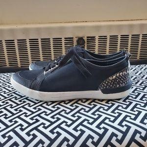 Calvin Klein black sneakers